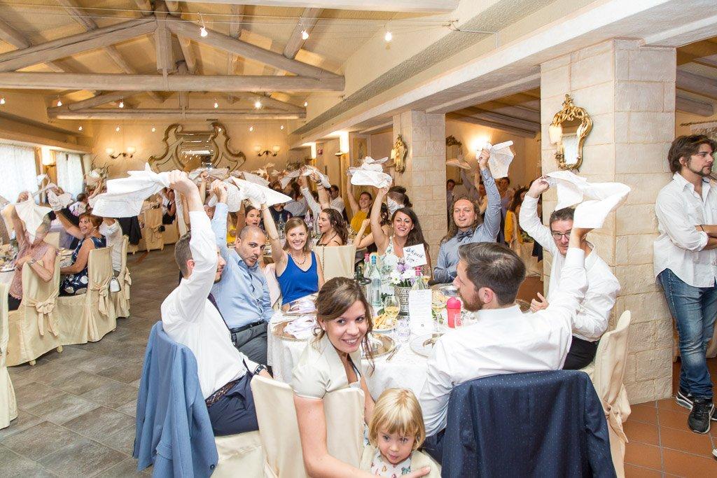 Matrimonio Vacherie di Bergamo di Chiara e Denis