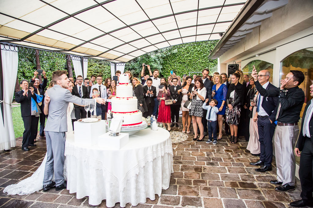 Matrimonio la Palma palazzago di Shu-uan e Riccardo