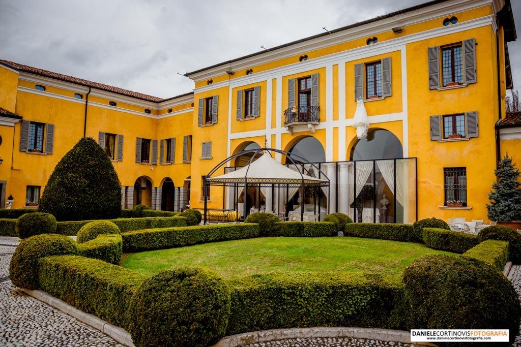 Matrimonio Villa Valenca Carola e Mattia