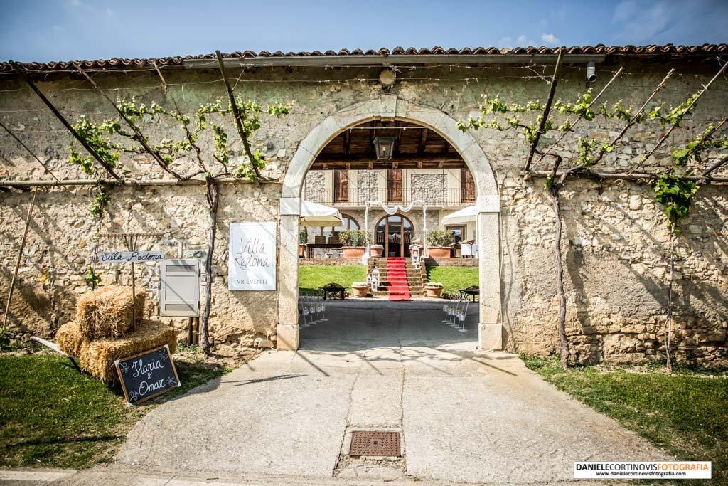 Matrimonio Villa Redona Bergamo Ilaria e Omar