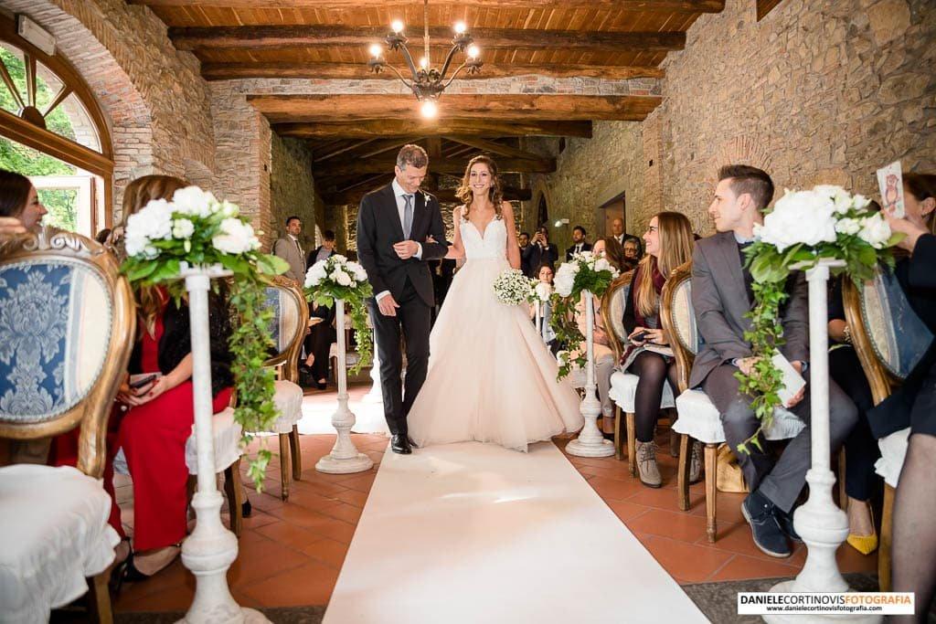 Matrimonio Villa Martinelli Clarissa e Davide