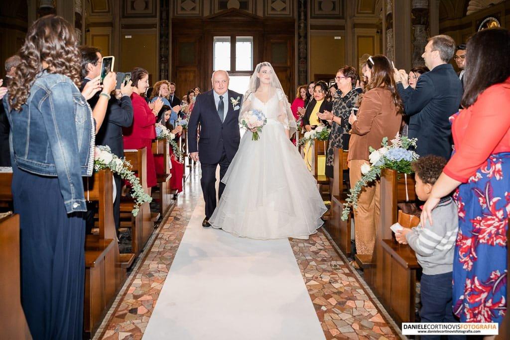 Matrimonio Bergamo alla villa Acquaroli di Francesca e Giovanni
