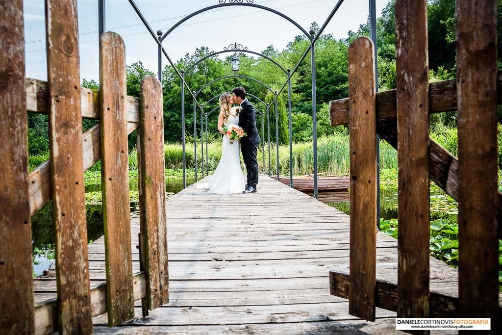 Fotografo Matrimonio Bergamo Melissa e Matteo al Fontanile