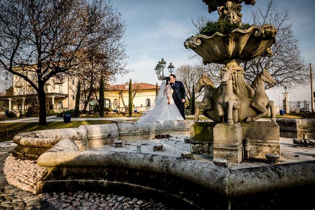 Matrimonio Bergamo Villa Belvedere Alina e Michele