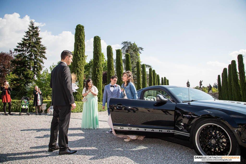Servizio fotografico Matrimonio villa Canton Elisa e Gabriele