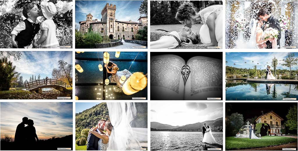 Video Matrimonio Fotografo Matrimonio Bergamo